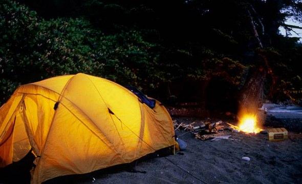 tacoma-firelog-camping