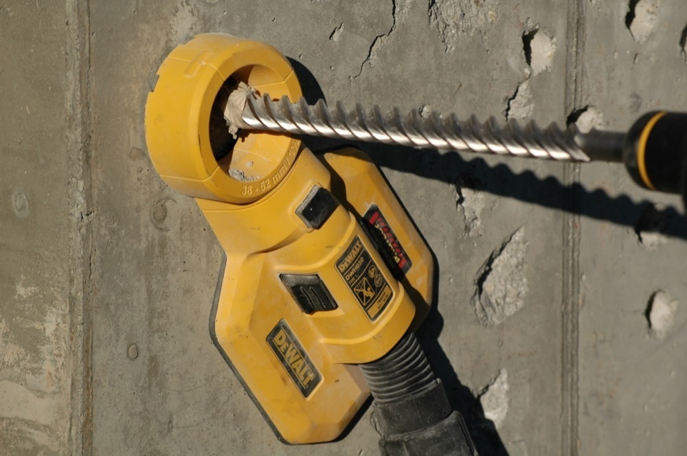 Dewalt Dust Extractor >> World of Concrete 2013- The latest Bosch, Hilti, Dewalt & Makita tools