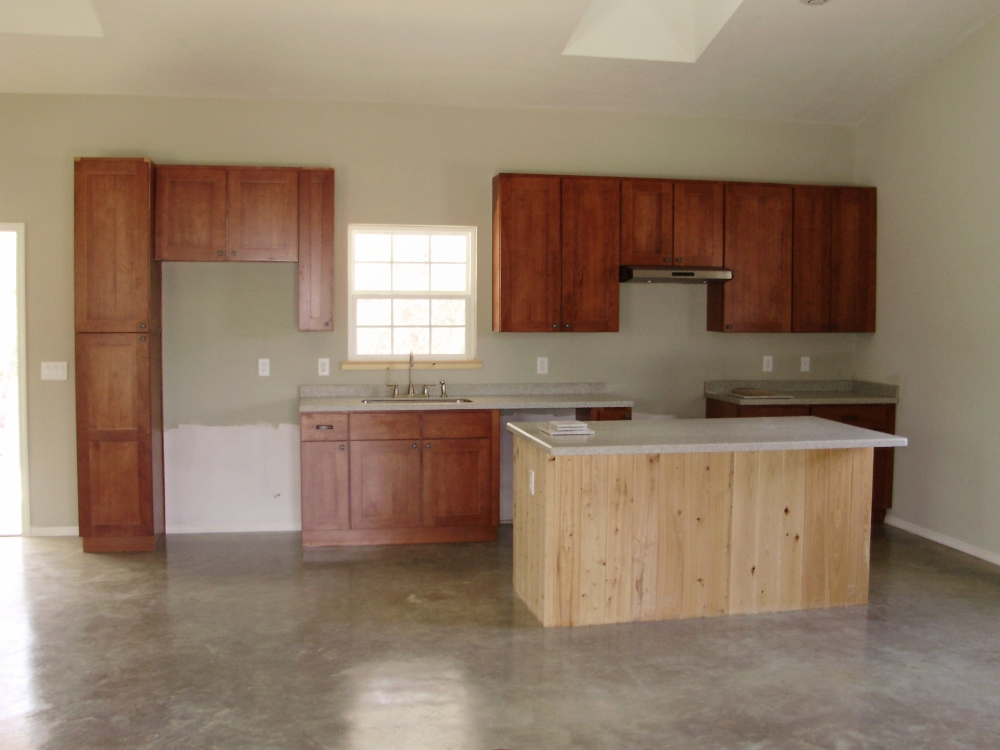 Installing prefinished cabinets for Prefinished kitchen cabinets