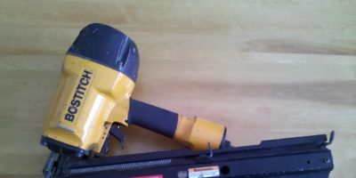 Get Trigger Happy – How to Replace the Trigger Valve on your Bostitch Nail Gun