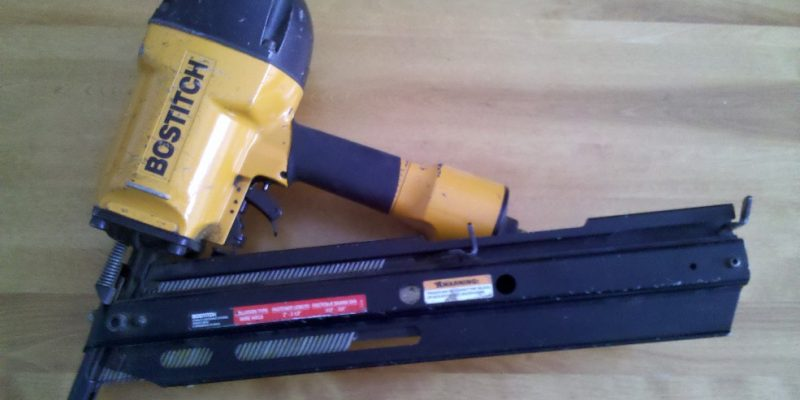 How to Replace the Trigger Valve on your Nail Gun