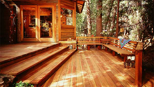 Porch Vs Deck Which Is The More Befitting For Your Home: Redwood Or Pressure Treated Yellow Pine? Which Decking Is Best