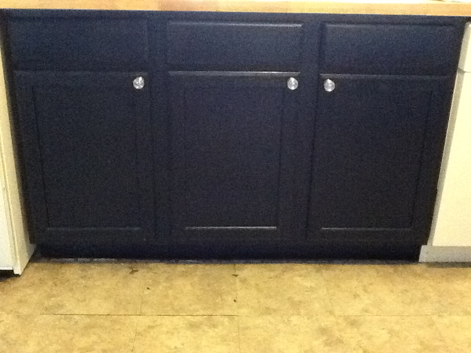 How To Finish Unfinished Cabinets