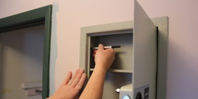 Protect your Family Jewels—How to Install a Hidden Wall Safe
