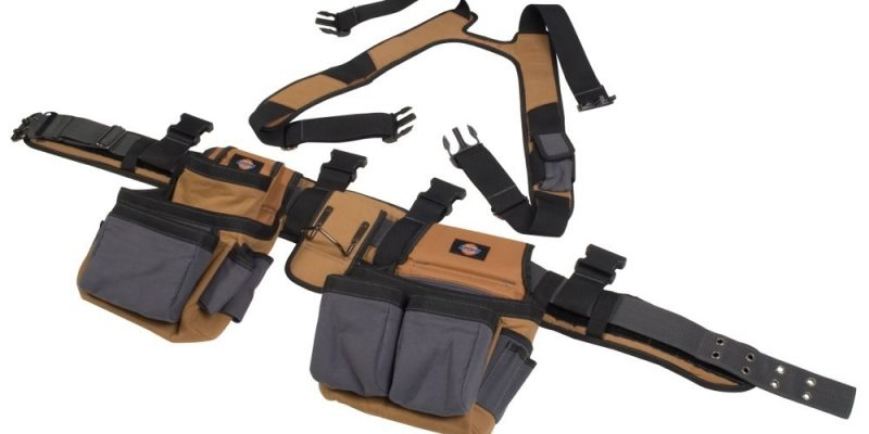 A Basic Guide to Tool Pouches, Nail Pouches and Tool Belts