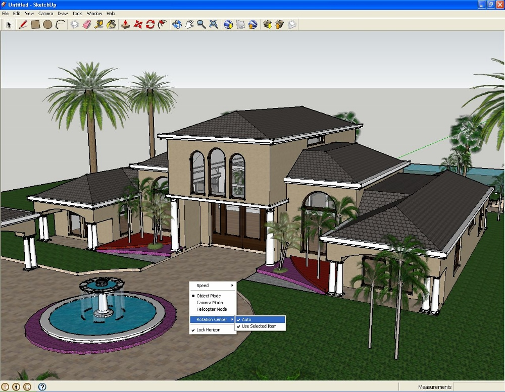 Practice With SketchUp Makes Perfect