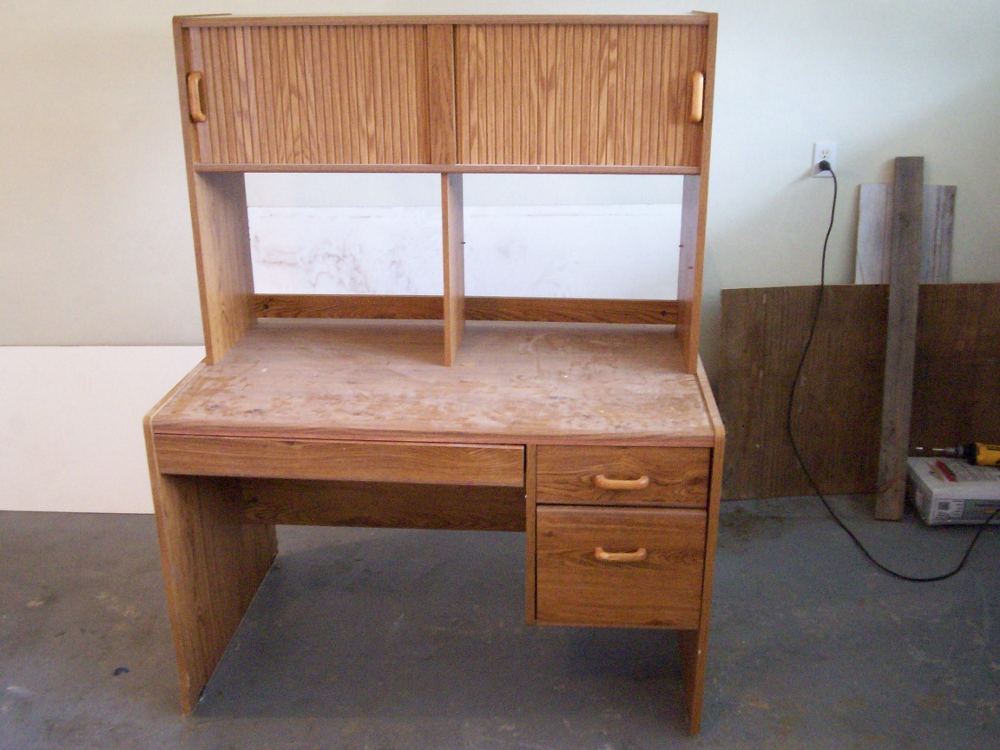 Decoupage And Old Furniture Trash To Treasure