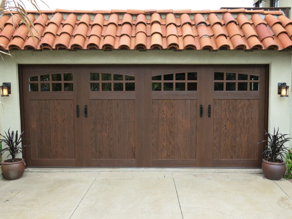 Doors To Garage: Extreme Makeover With Before