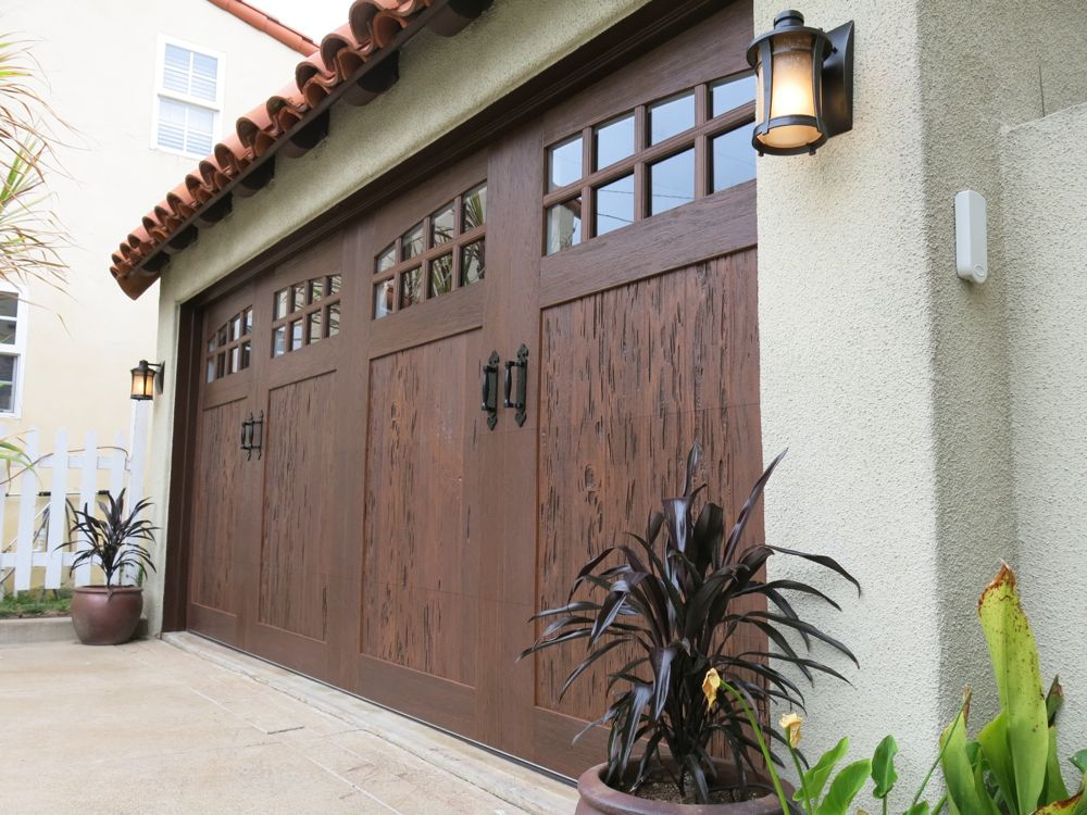 Clopay garage doors review extreme makeover with before for Clopay steel garage doors