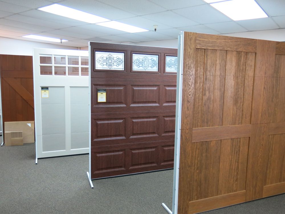 clopay garage door showroom - Clopay Garage Doors