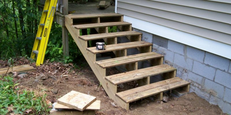 How To Build Stairs In A Few Simple Steps