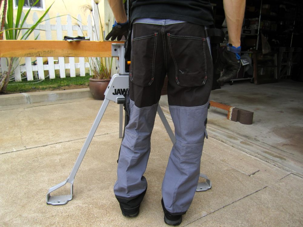 Berömda Blaklader X1600 Work Pants Review - Serious Pants for Serious Work YO-31