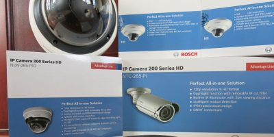 Bosch Security Cameras Review – There's an App for That