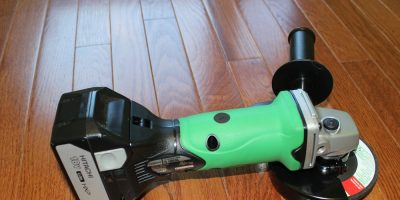 Hitachi G18DSLP4 Cordless Grinder Review – Making It Easy To Be Abrasive