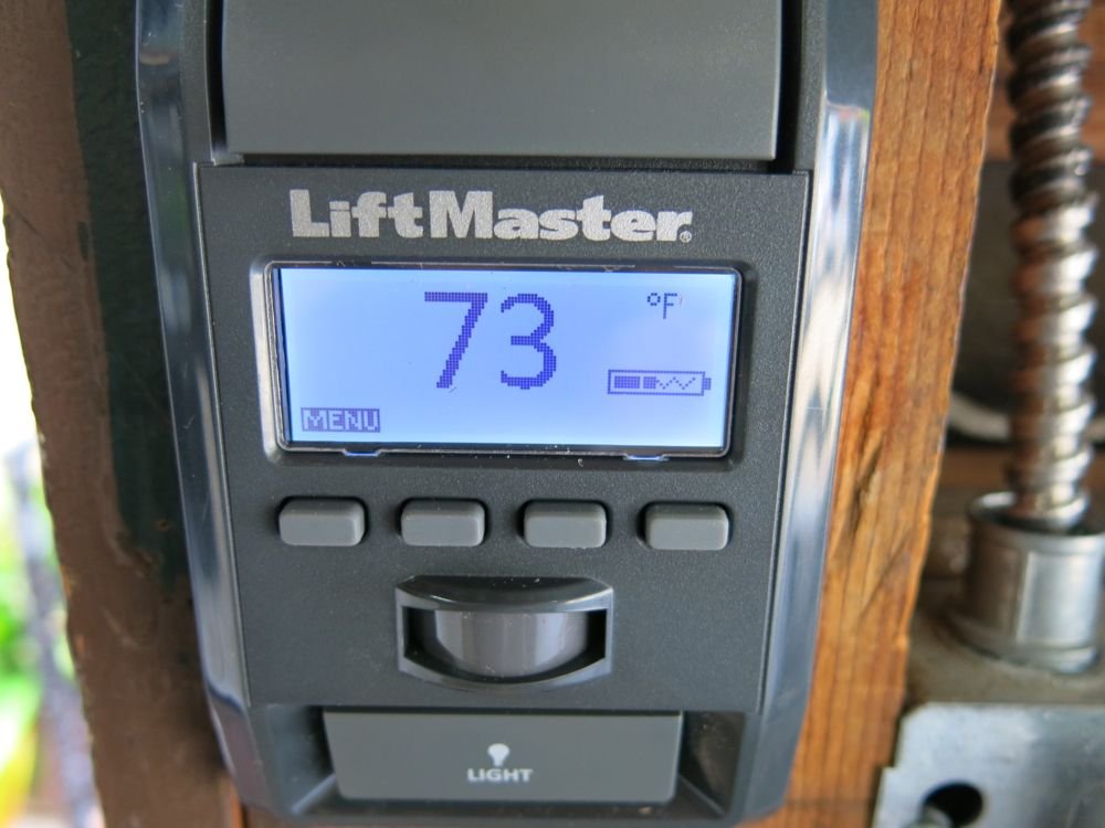 liftmaster garage door opener we review the 8550 with myq technology Lift Master Motor Wire Diagram