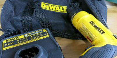DeWalt Gyroscopic Screwdriver Review and Video