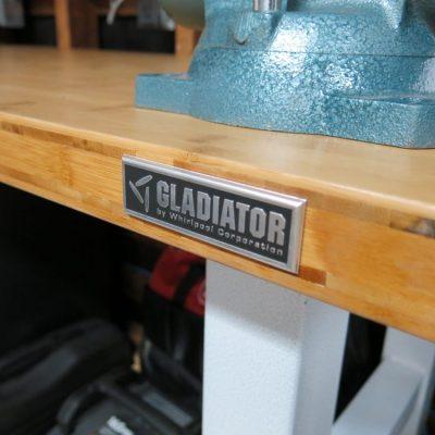 Gladiator Garageworks Bamboo Workbench Makeover