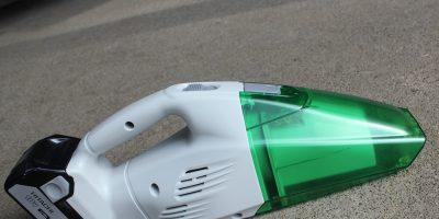 Hitachi R18DSLP4 Vacuum Review- Suckin' Up the Small Stuff