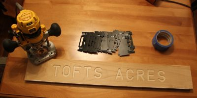 Rockler Interlock Signmaker's Templates Review – What's Your Sign?