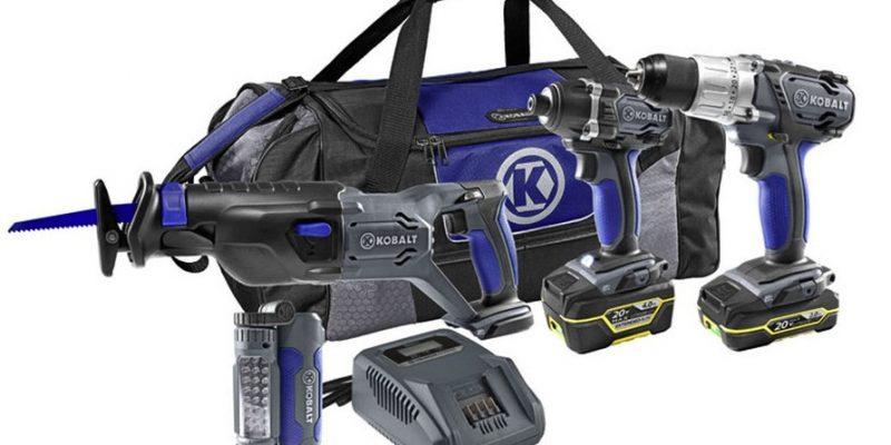 Kobalt Combo Kit Review A Four Tool Economic House