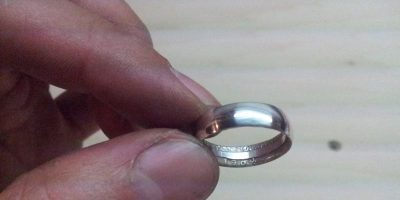 Making DIY Rings from Silver Coins – Jewelry Making HomeFixated Style