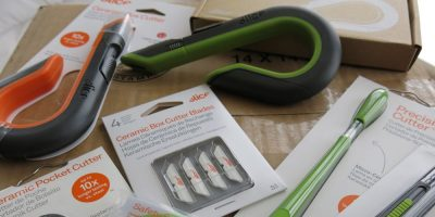 Design & Blades Make Slice Ceramic Tools a Cut Above