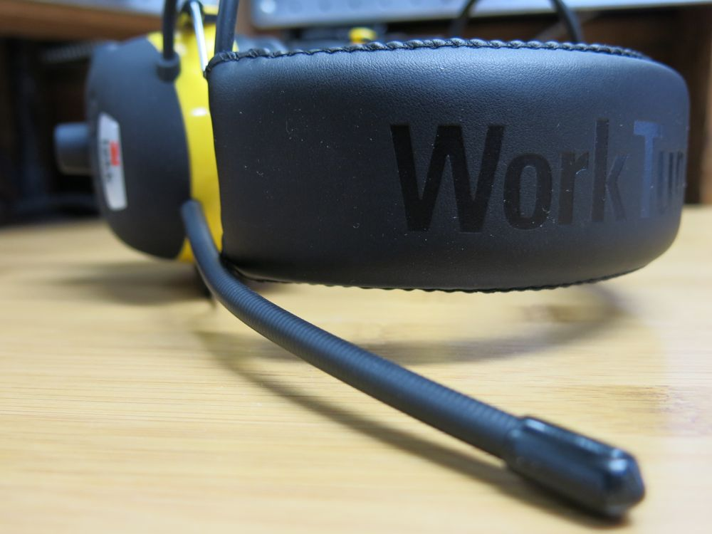 3M Tekk WorkTunes Headphones Hearing Protection