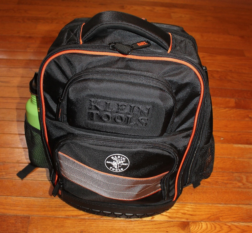 Klein Tradesman Pro Tech Backpack Review-Take Your Tools ...