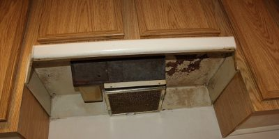 How to Replace Your Vent Hood – And Be Less Flaky!