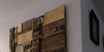 Getting Scrappy – Using Recycled Scrap Materials for Wood Wall Art