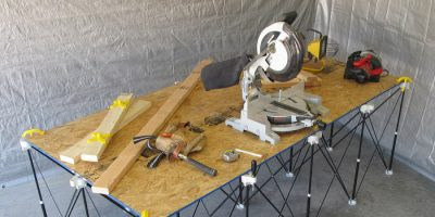Centipede Sawhorse – Is it Time to Scrap your Wood Sawhorses?