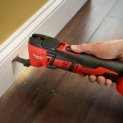 Milwaukee M18 Cordless Multi Tool Kit Review Making The Cut