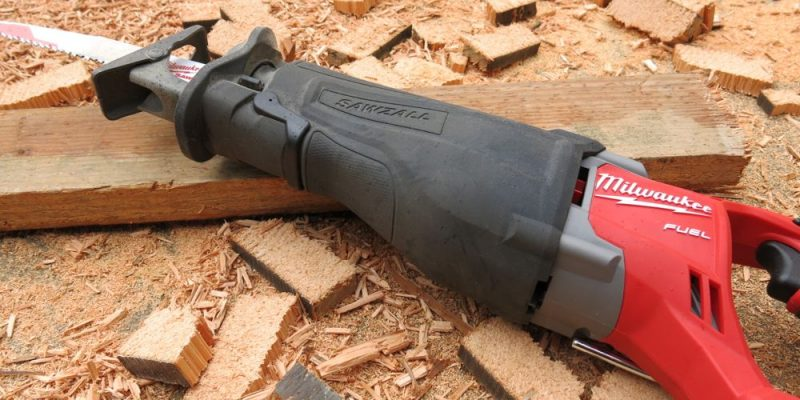 Milwaukee M18 Fuel Sawzall Review