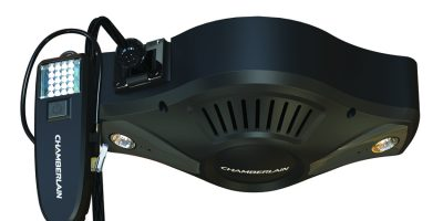 Chamberlain Garage Power Station Review – Light and Power From Above