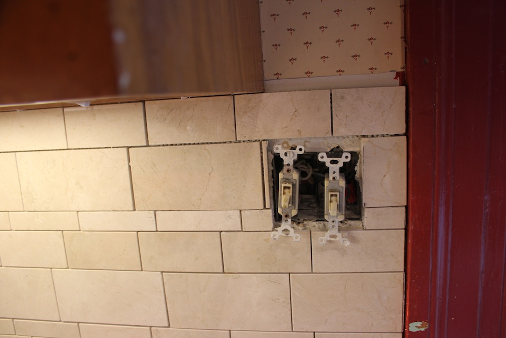 installing a kitchen tile backsplash how to install a kitchen backsplash at the home depot