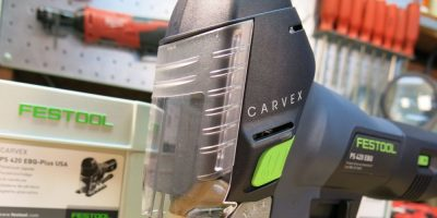 Festool Carvex Review – The Ultimate Jigsaw?