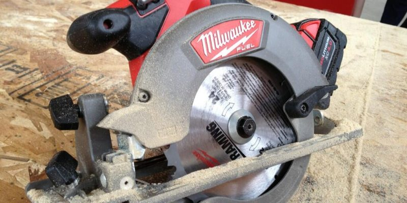 Milwaukee M18 Fuel Circular Saw Review – The Oddjob of Circ Saws