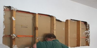 How To Remove a Wall and Install a Header – Without Bringing Down The House!