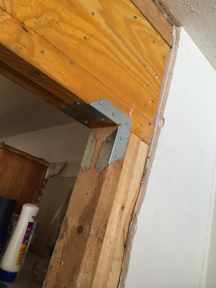 Fix Cracked Door Frame
