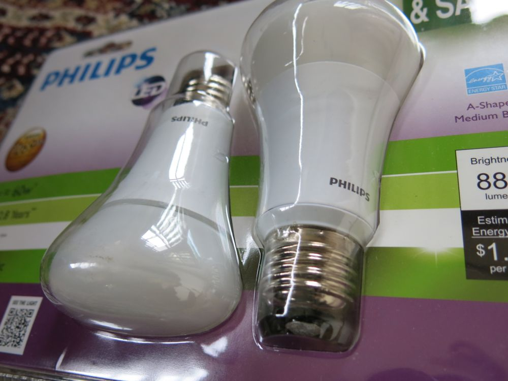 Led Light Bulb Pros And Cons Review Of Philips Switch And Cree Bulbs