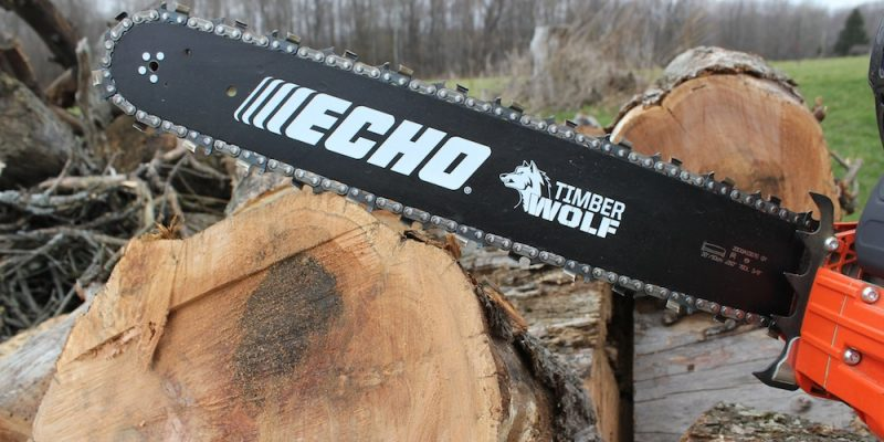 Echo CS590 Timber Wolf Chain Saw Review – Howling In The Woods