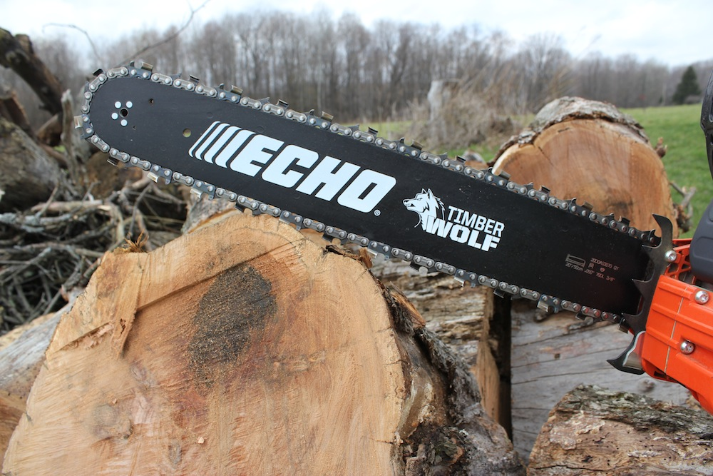 Echo cs590 timber wolf chain saw reviewhowling in the woods greentooth Gallery