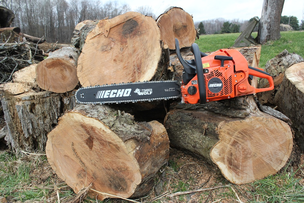 Echo Cs590 Timber Wolf Chain Saw Review Howling In The Woods