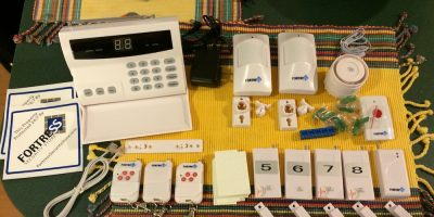 How To Install A Wireless Alarm System – And Chase The Scumbags Away!