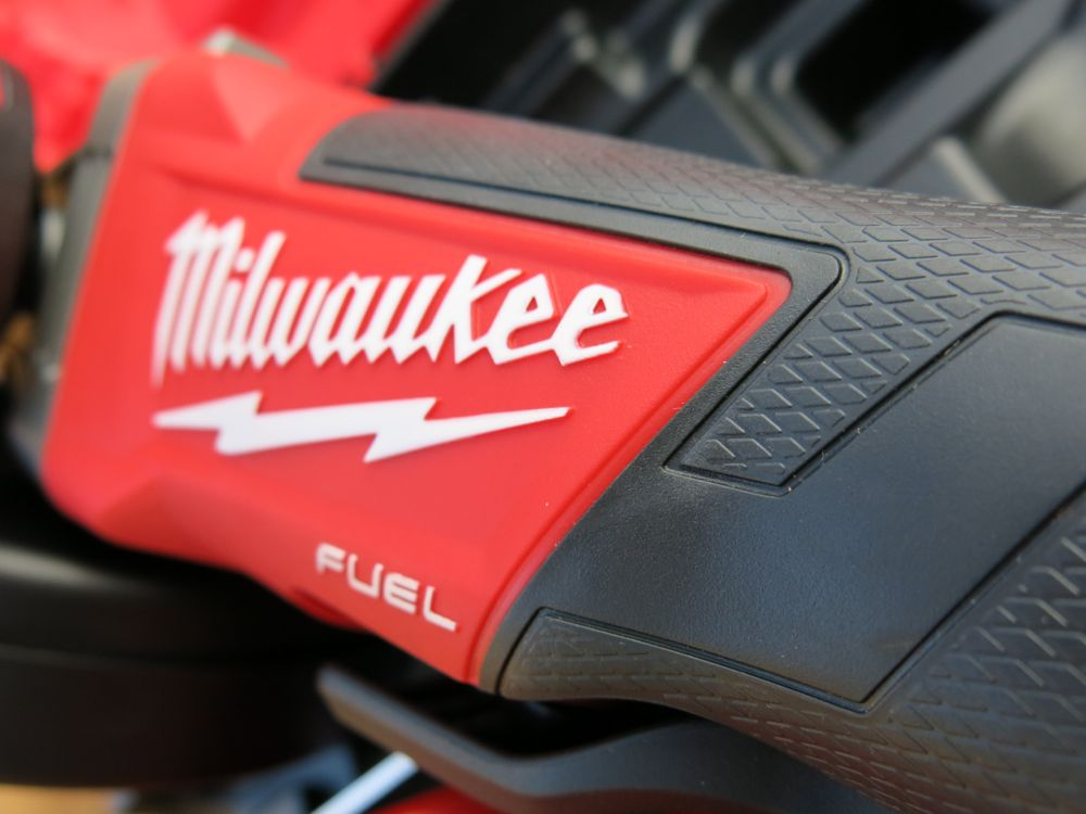 Milwaukee Fuel M18 Grinder Review Home Fixated
