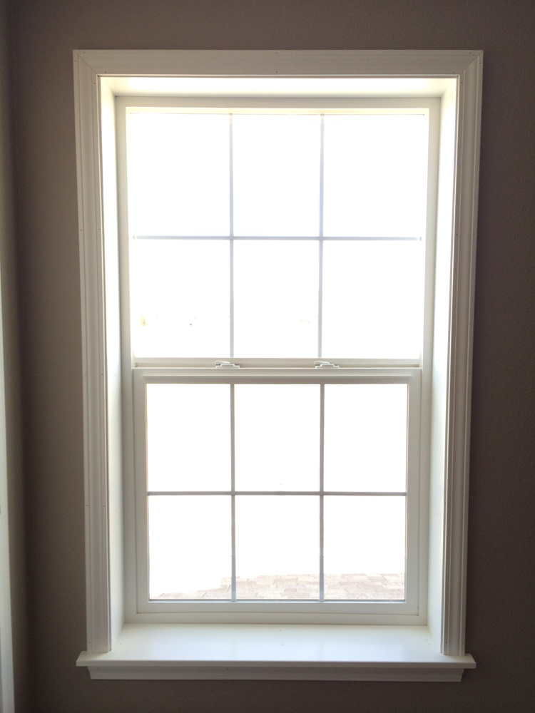 Interior Window Sills Diy