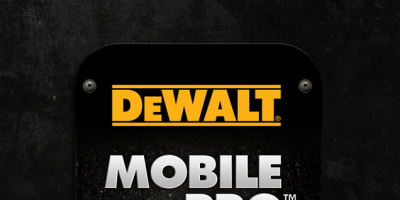 The Dewalt Mobile Pro App – Make that iPhone Work For A Living!