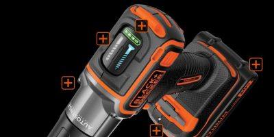 Black & Decker 20V Autosense Drill/Driver Technology Review