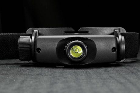 Go high-tech with this SureFire military grade headlamp