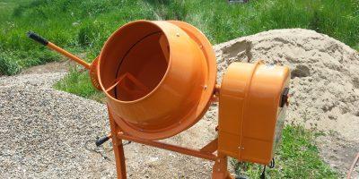 El Cheapo Cement Mixer Review – DIY Bargain?